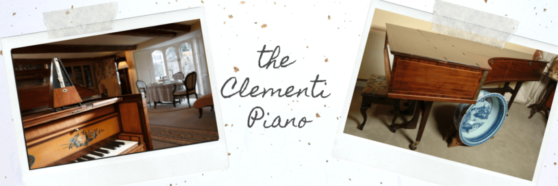 Cossington History - The Clementi Piano