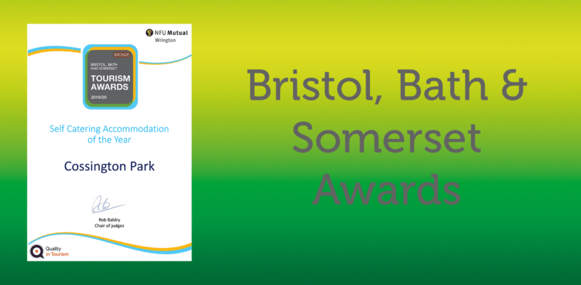 Cossington Park awarded Bronze in the Bristol, Bath & Somerset Awards